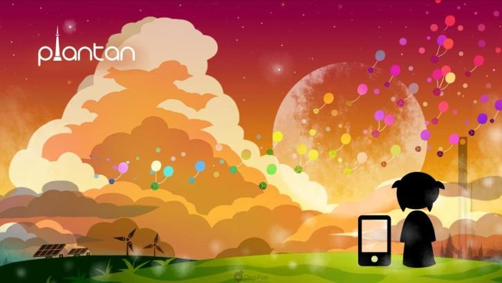 在荒廢星球獨立一人的發電作業 療癒系獨立遊戲《Plantan》開放下載