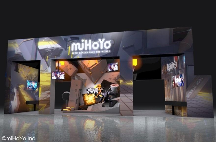 TGS2019:米哈遊出展情報 話題新作《原神》開放試玩