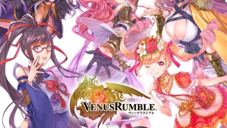 使用區塊鏈復活女神!手機遊戲《VenusRumble(暫定)》宣佈重新推出!