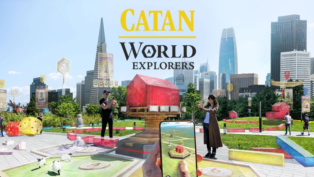 CATAN:World Explorers
