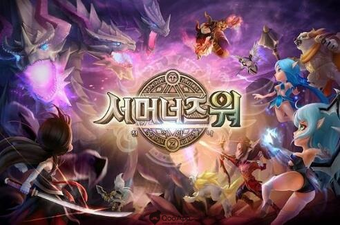 Com2uS Announces Summoners War MMORPG Project