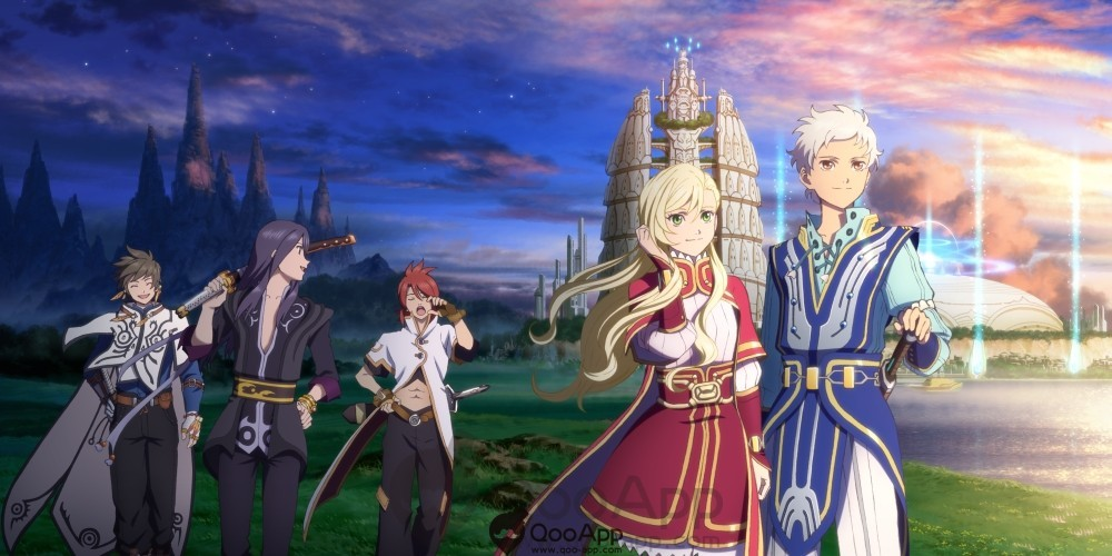 Bandai Namco's Tales of the Ray Introduces New Act