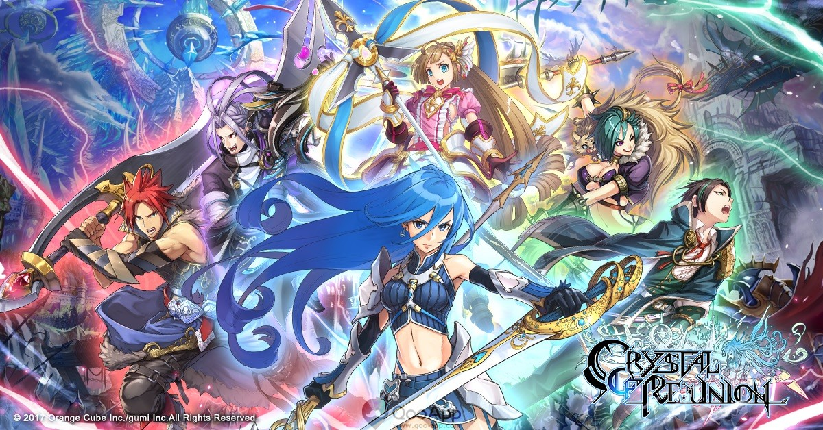 Pre-registration for English Version of Popular MMO Strategy Mobile Title, Crystal of Re:union Kicks Off
