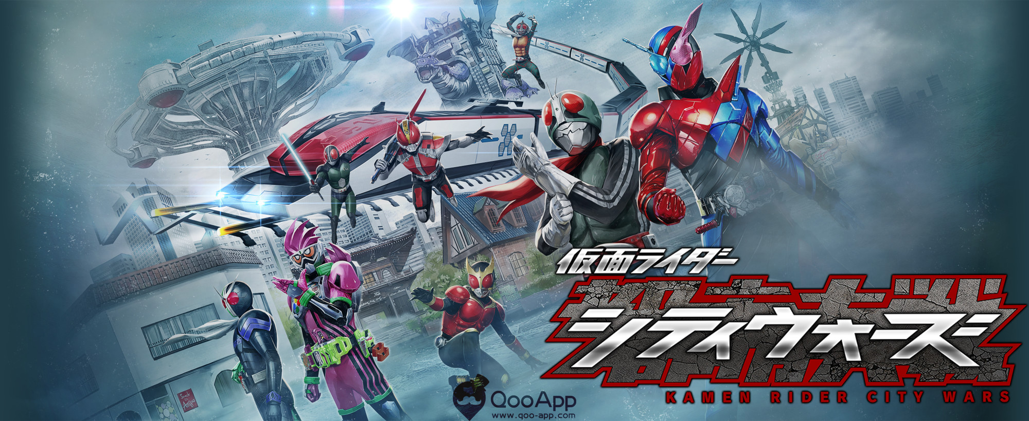 Bandai Namco Releases Second PV for Kamen Rider: City Wars