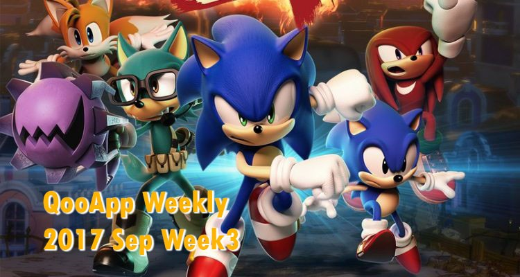 2017 Sept Week #3 Shooting, Bungee Jumping, Surviving and Racing with Sonic?!