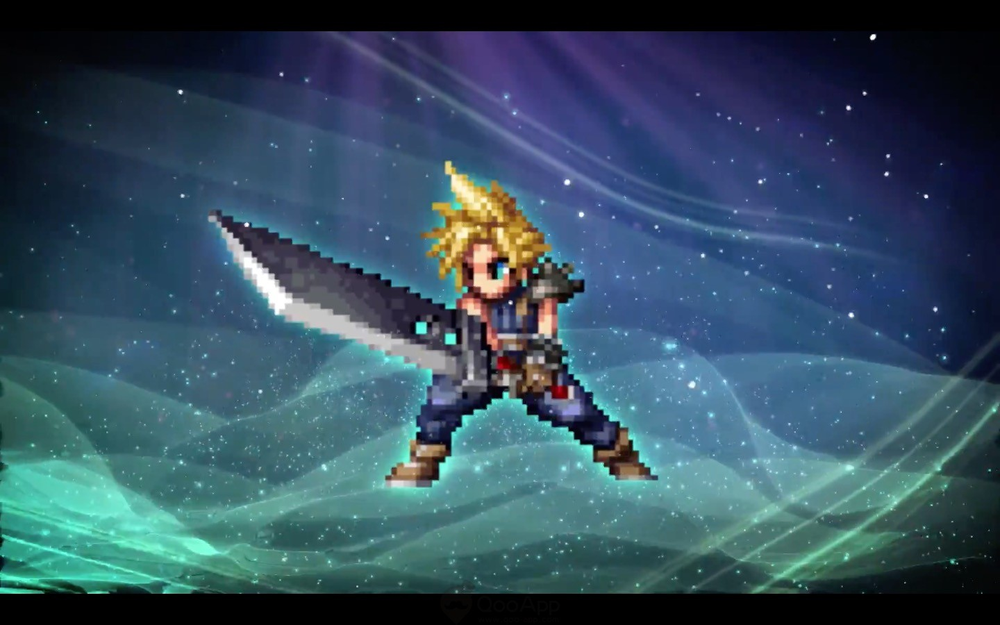 Journey to Midgar with Cloud on Final Fantasy Exvius