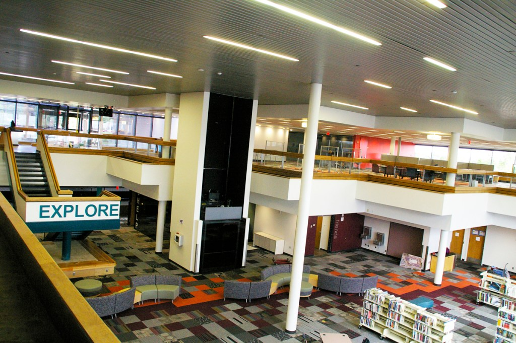 """Inside the Pikes Peak Library District's new '21st Century Library"""""""