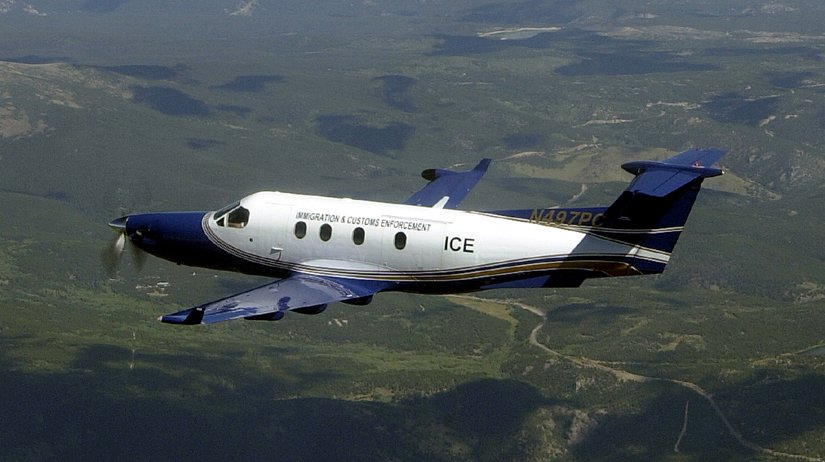 PC-12 aircraft