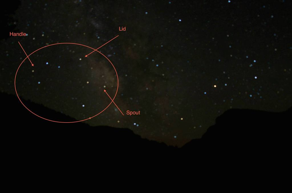 The Steamin' Teapot of Sagittarius...