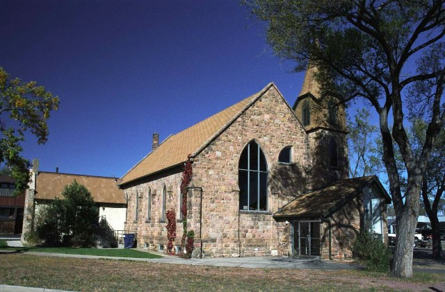 Payne Chapel, Future Home of the Colorado Springs Public Market
