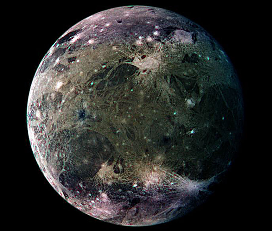 Ganymede!