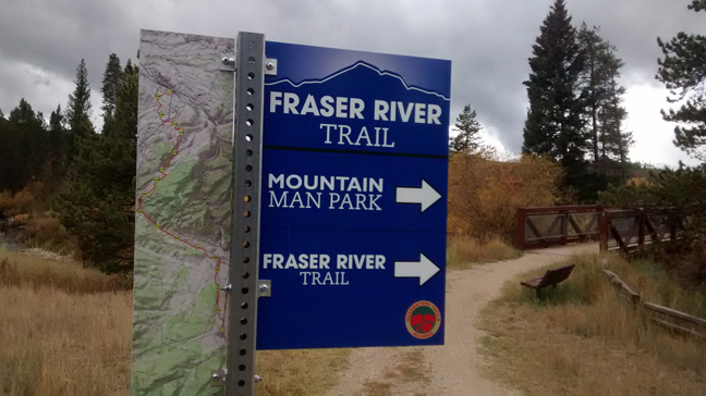 The town of Fraser, and other mountain communities on the Colorado River and its tributaries, are very dependent on the river for their tourism economy.