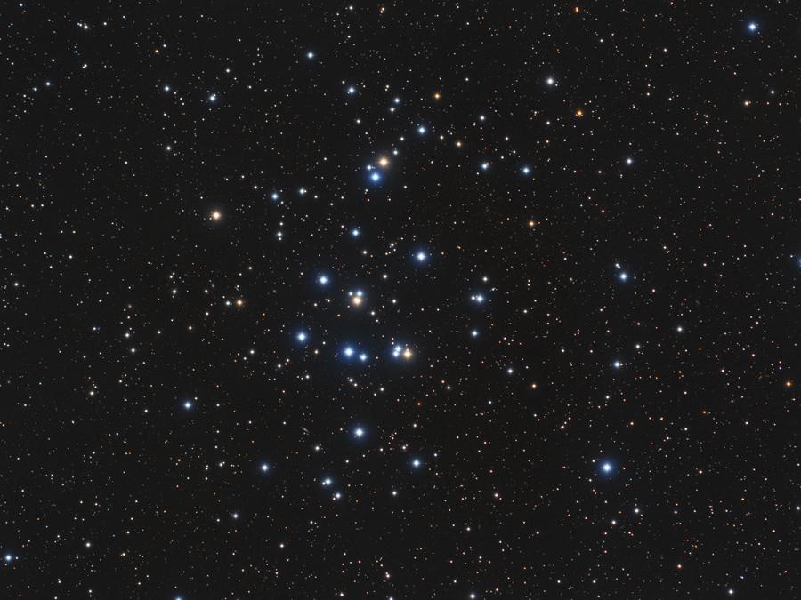 A 'grand' cluster