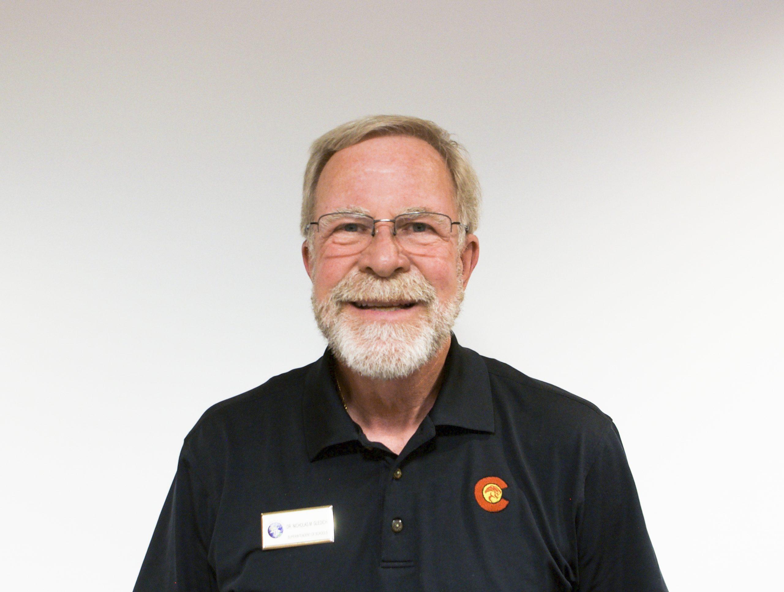Nick Gledich, District 11 Superintendent