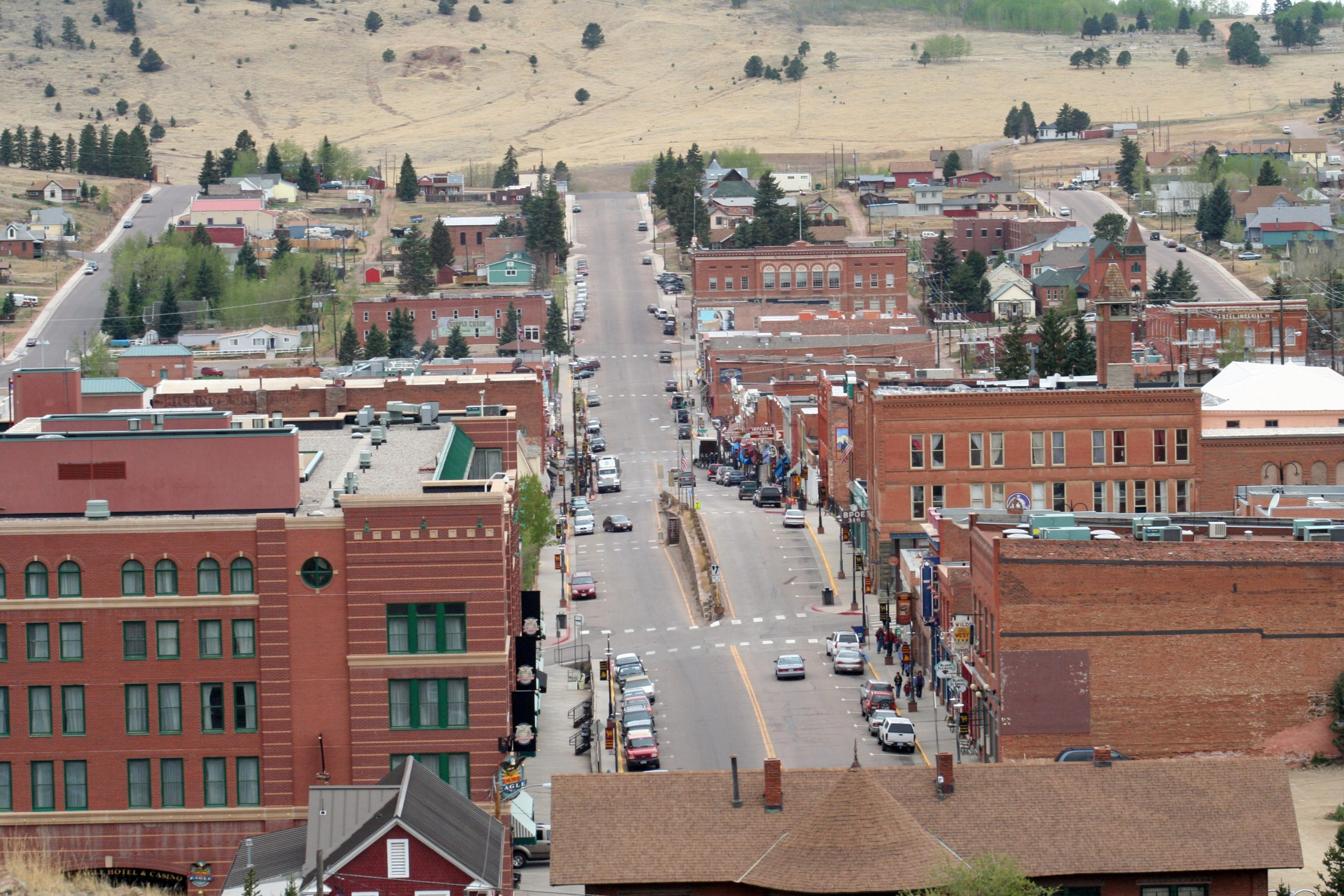 The Teller County Film Commission hopes that historic western towns like Cripple Creek (pictured) and Victor will draw film crews to Teller County.
