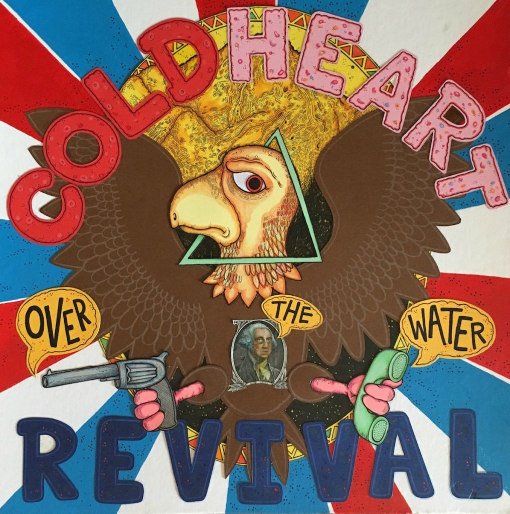 'Over the Water' is the debut LP from Cold Heart Revival.