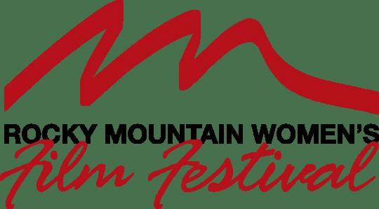 Rocky Mountain Women's Film Festival logo.