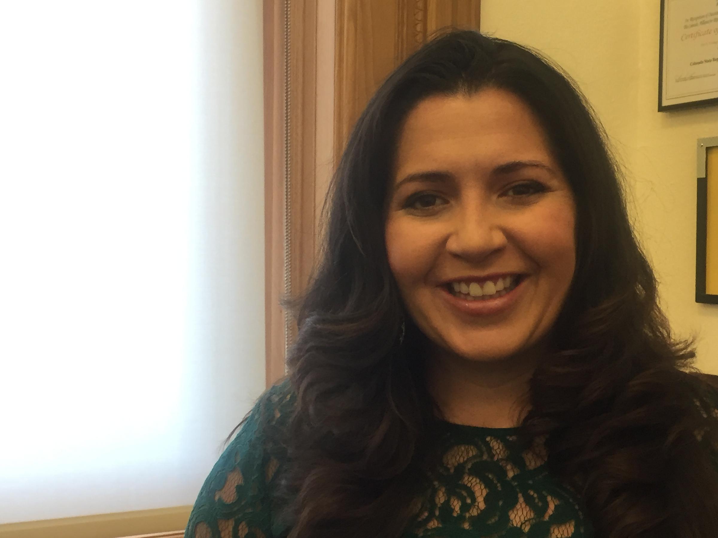 Speaker of the House Crisanta Duran