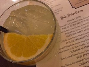 A sweet and sour Laphroaig whisky cocktail holds down the new Golden Bee menu.