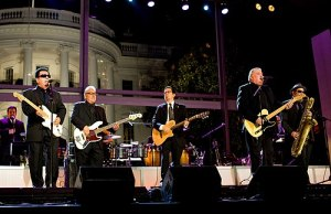 Los Lobos at The White House