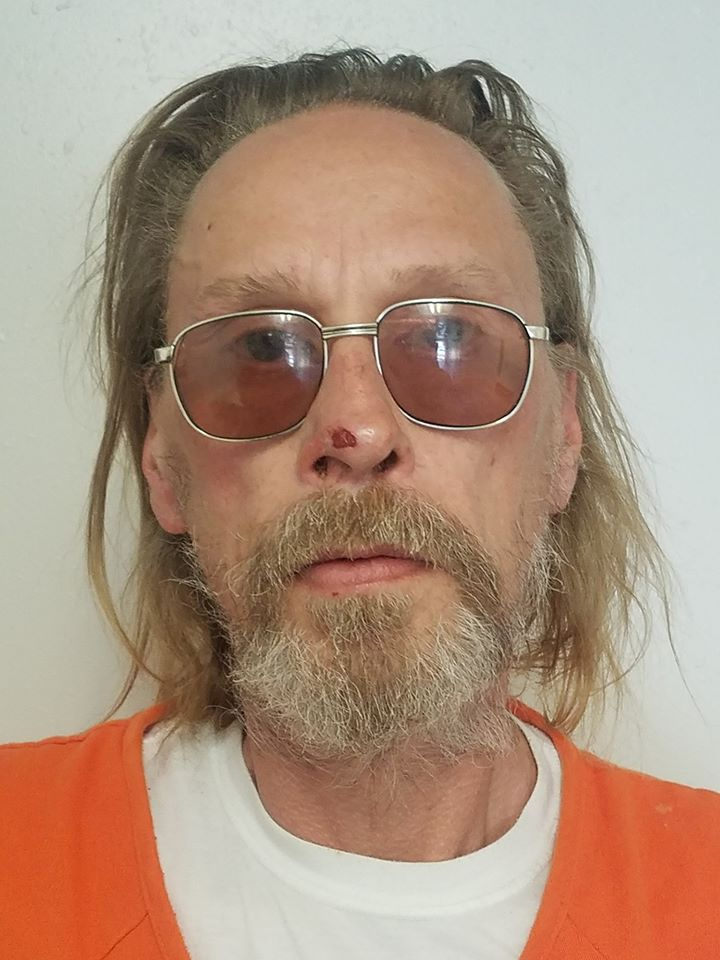 Jasper Jorgenson, 52, was arrested by Costilla County Sheriff's Deputies and faces arson charges in connection to the Spring Fire burning in southern Colorado.