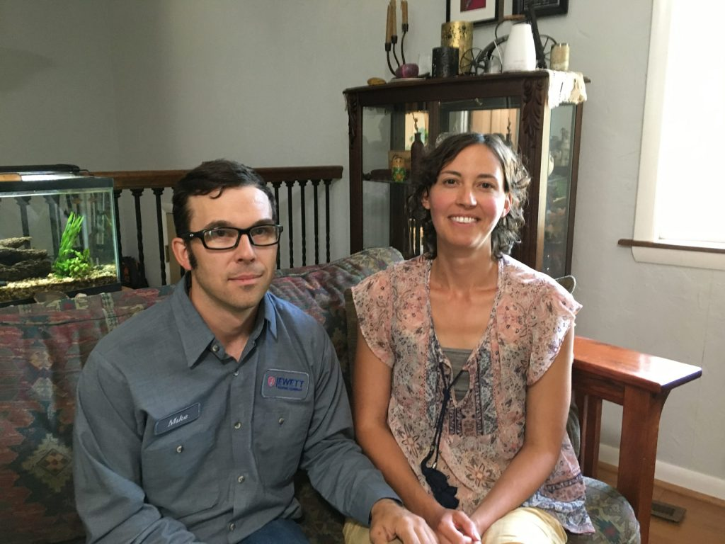 Mike and Katherine Applegate have lived in their home in the Holland Park neighborhood of Colorado Springs for nearly nine years. They say they're worried about the effect that short term vacation rentals could have on neighborhoods throughout the city if more isn't done to restrict them.