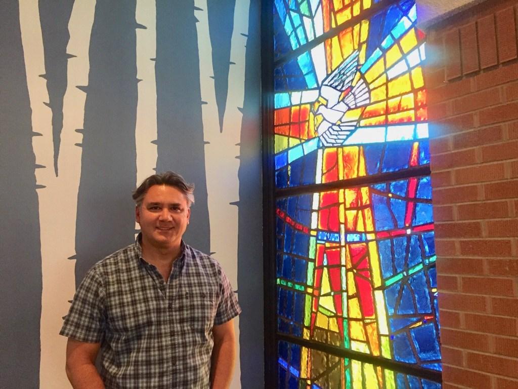 Tom Trinidad, Pastor at Faith Presbyterian Church in Colorado Springs
