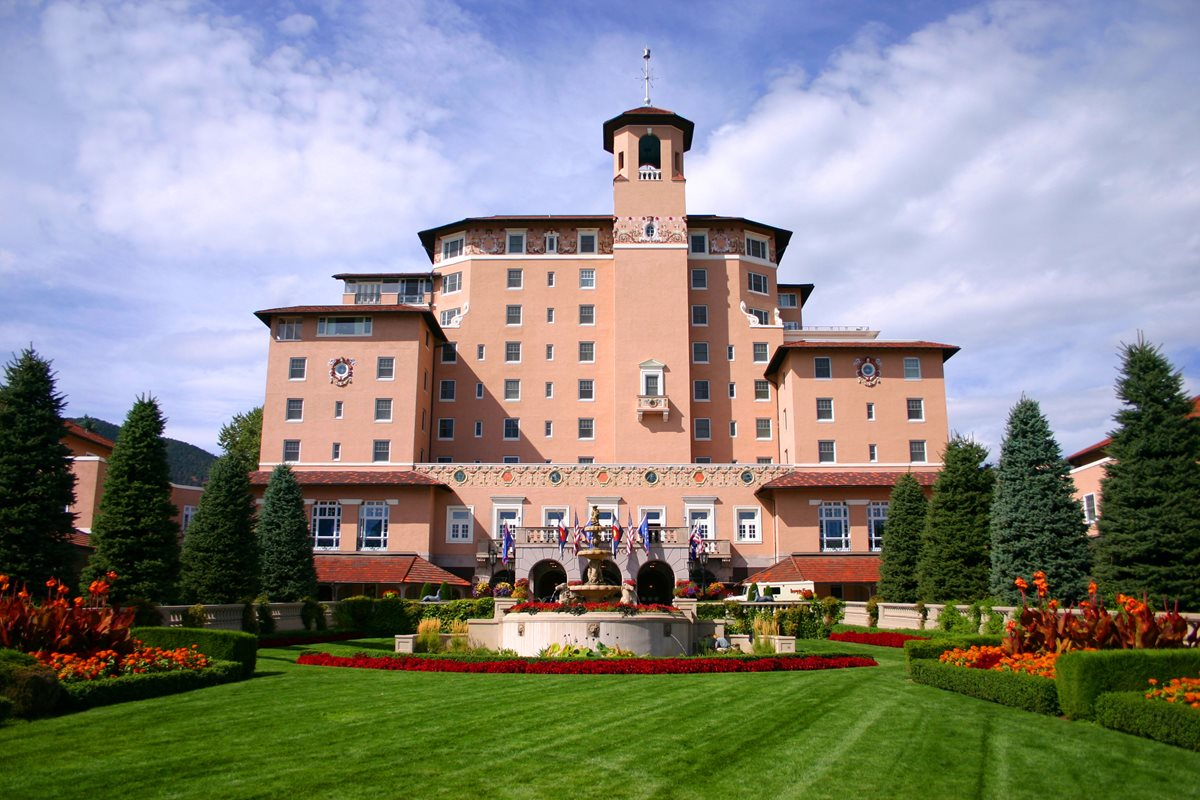 The Seminar for New Governors is taking place this weekend at the Broadmoor Hotel in Colorado Springs.