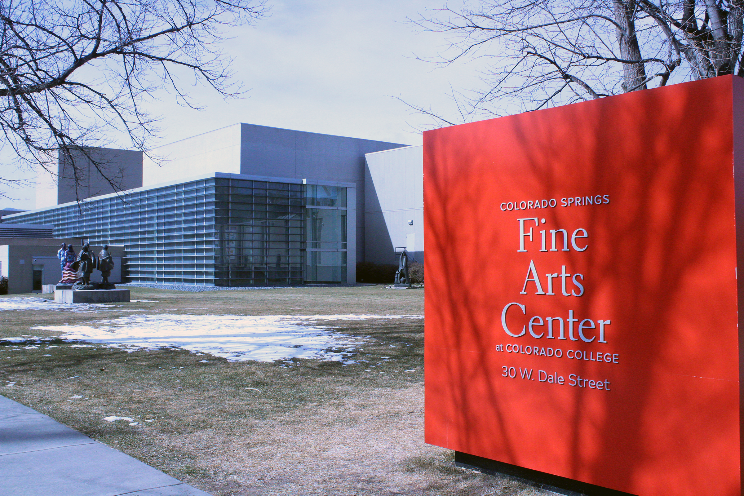 The Fine Arts Center at Colorado College turns 100 years old this year.