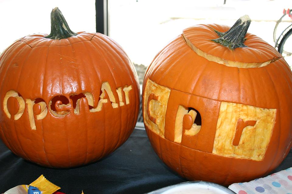 <p>Join us for Halloweekend on OpenAir from Oct. 29-31.</p>
