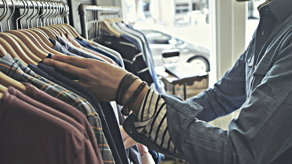 <p>Oklahoma natives and business partners Daniel Armitage and Darrin McMillan of the Riverfront men's casual essentials store Armitage & McMillan say they saw a gap in the men's fashion market.</p>