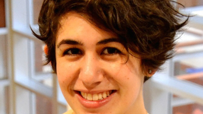 <p>Author Talya Zax</p>