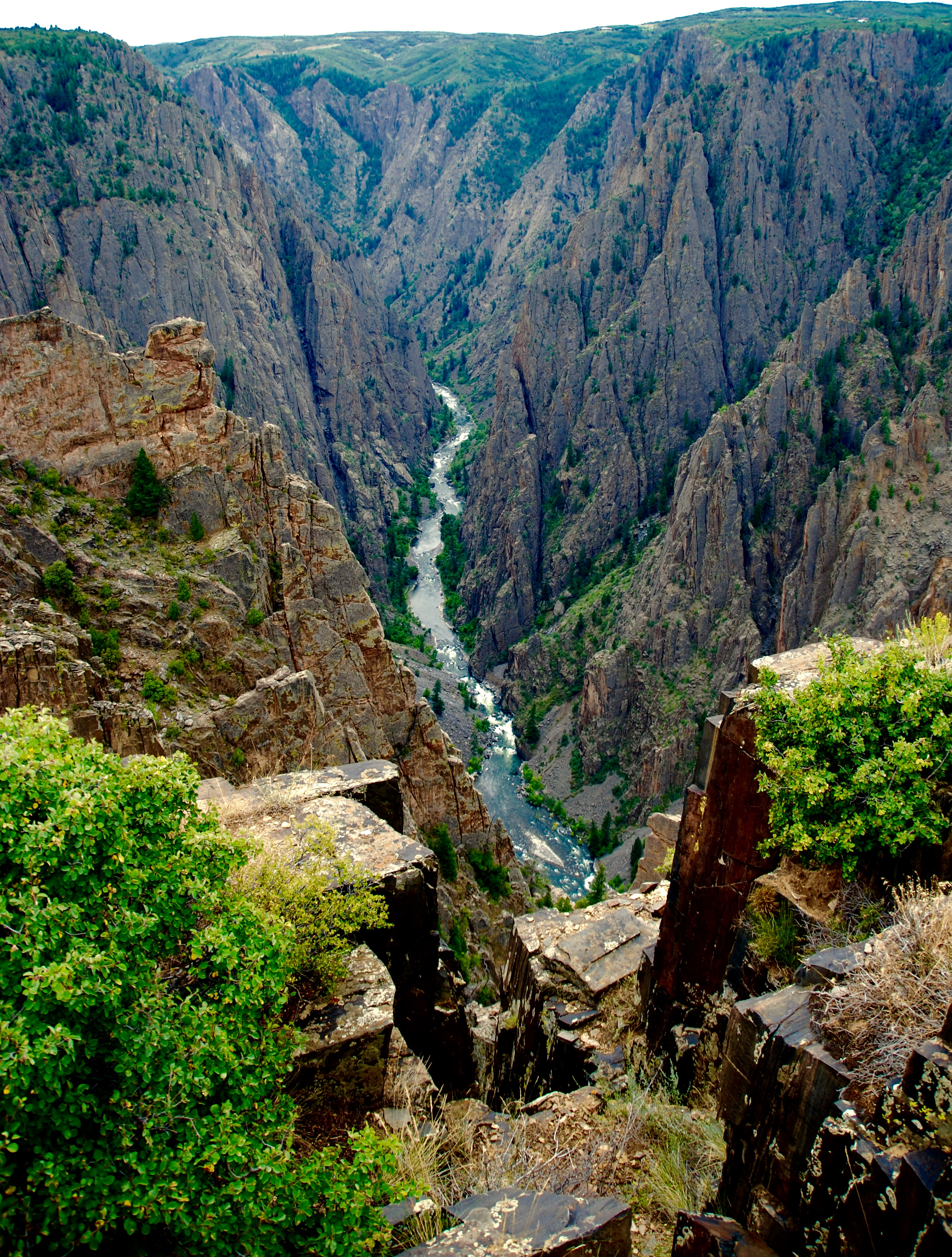 <p>Black Canyon of the Gunnison</p>