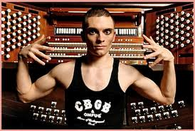 <p>Punk organist Cameron Carpenter comes to the Newman Center</p>