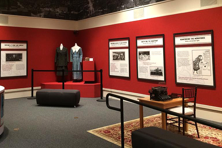 <p>Center for Colorado Women's History at Byers-Evans House Museum.</p>
