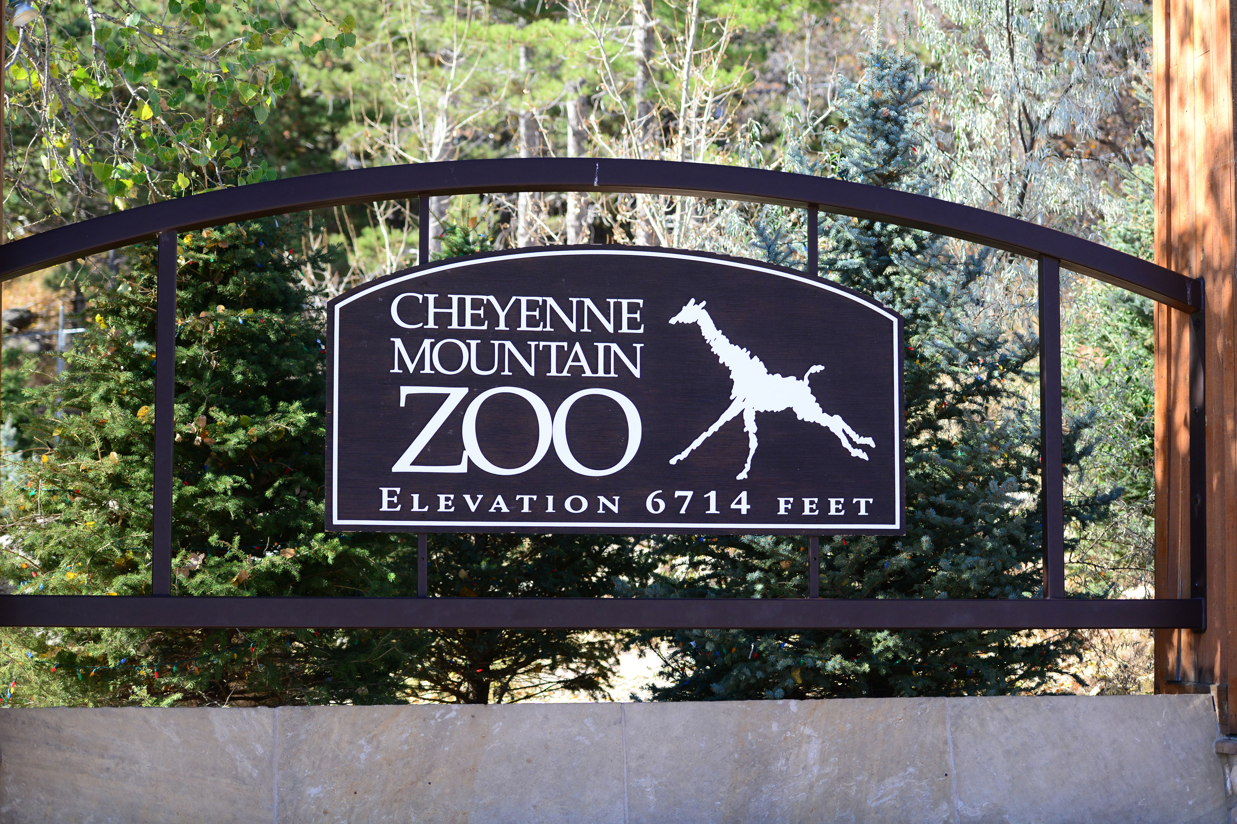 <p>The Cheyenne Mountain Zoo is found in the southwest corner of Colorado Springs, Colo.</p>