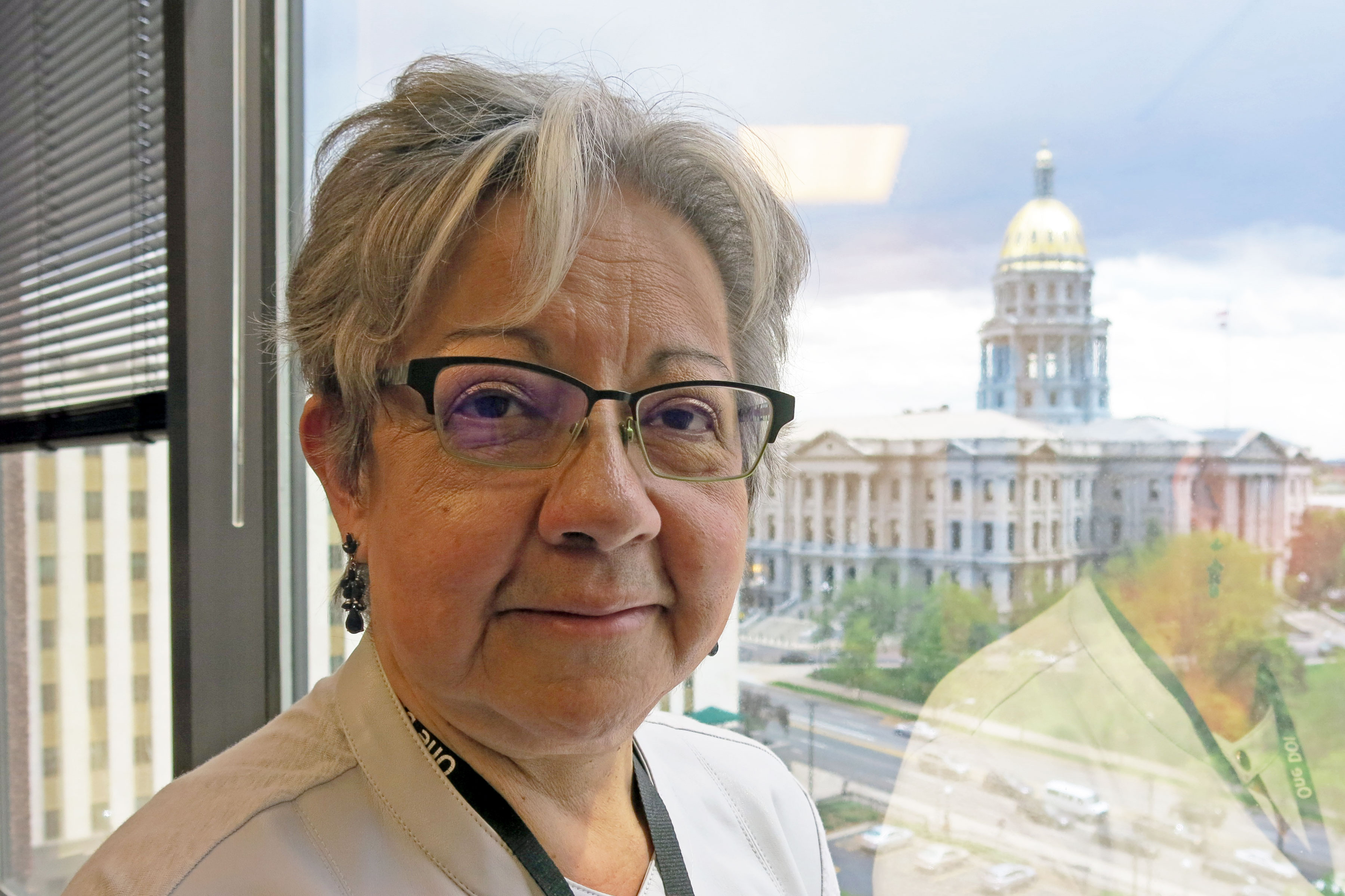 <p>Marguerite Salazarworks in the state's Department of Regulatory Agencies as the insurance commissioner.</p>
