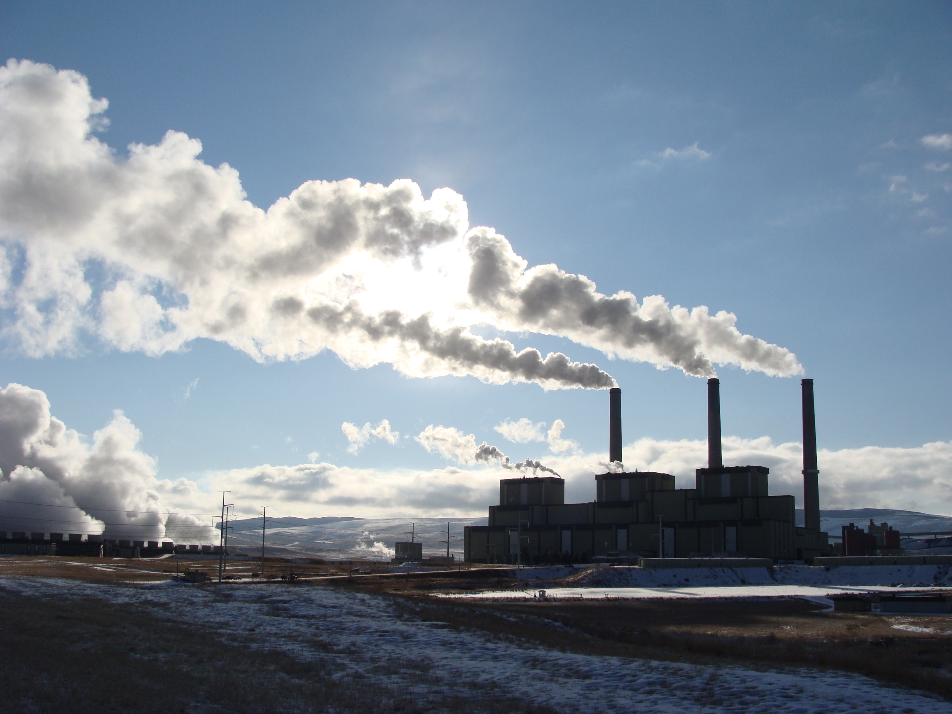 The Craig Station is a coal power plant run byTri-State Generation and Transmission.