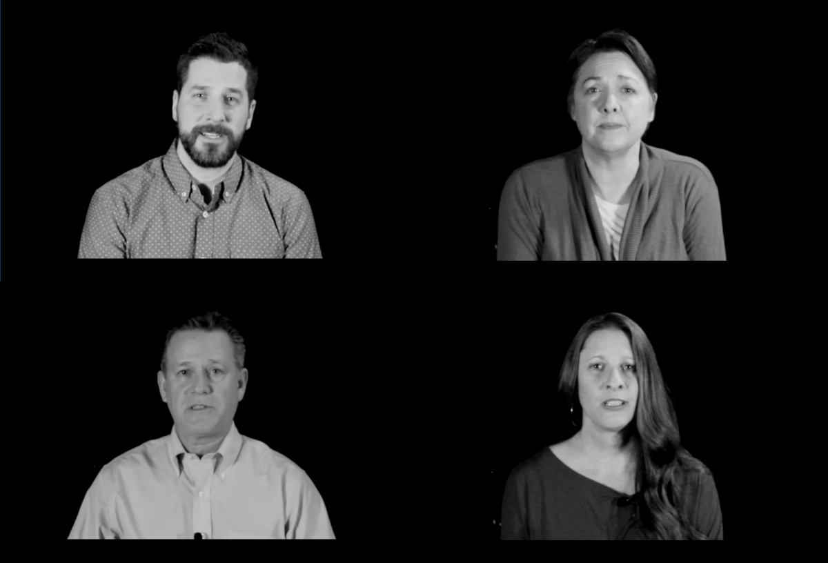 <p>Members of the Elder team at Denver Community Church announce in a video on YouTube, that the church will now be fully LGBTQ inclusive.</p>