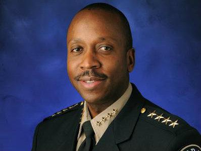 <p>Denver Sheriff Gary Wilson.</p>
