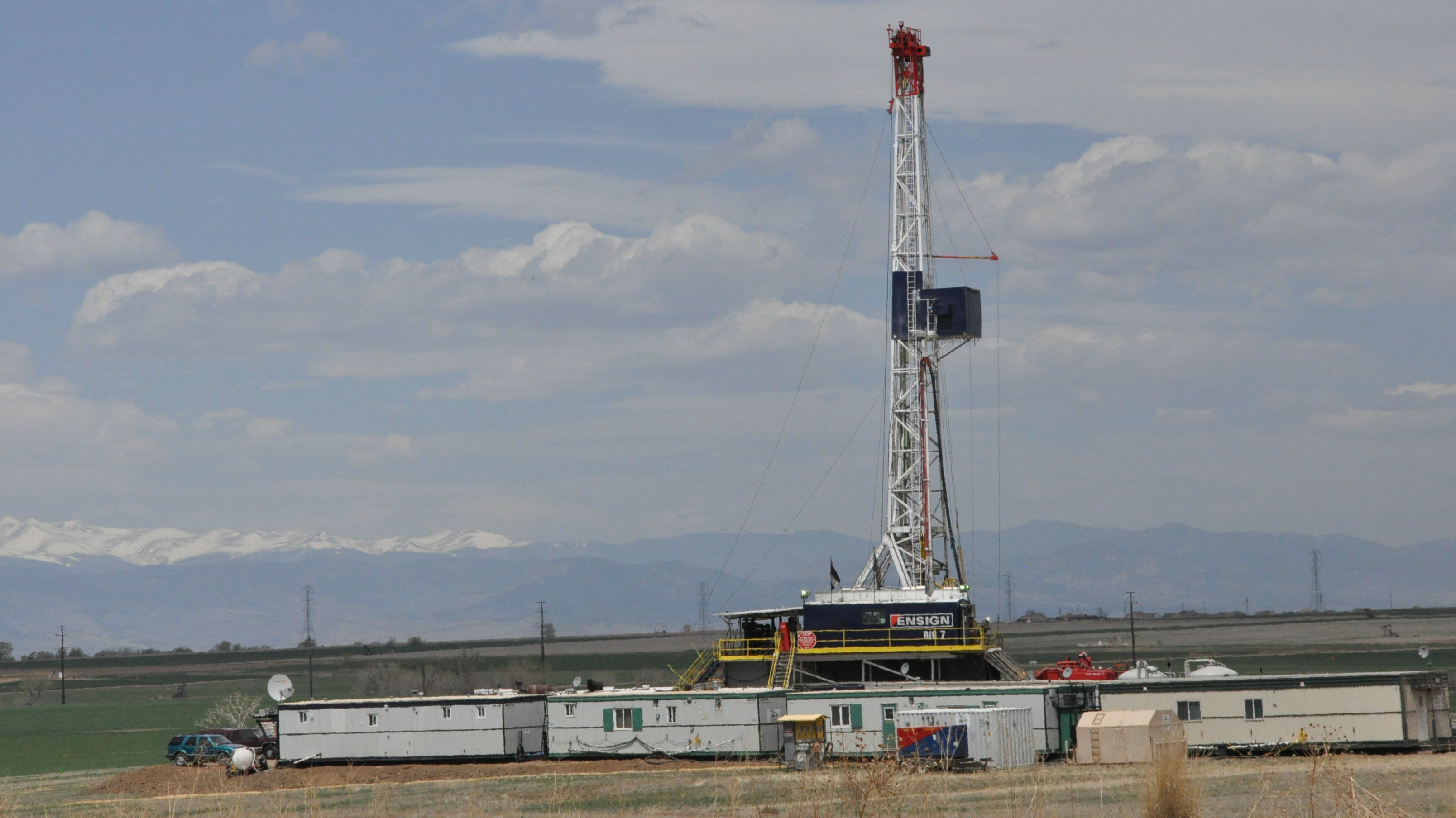 <p>Drilling site in Weld County.</p>