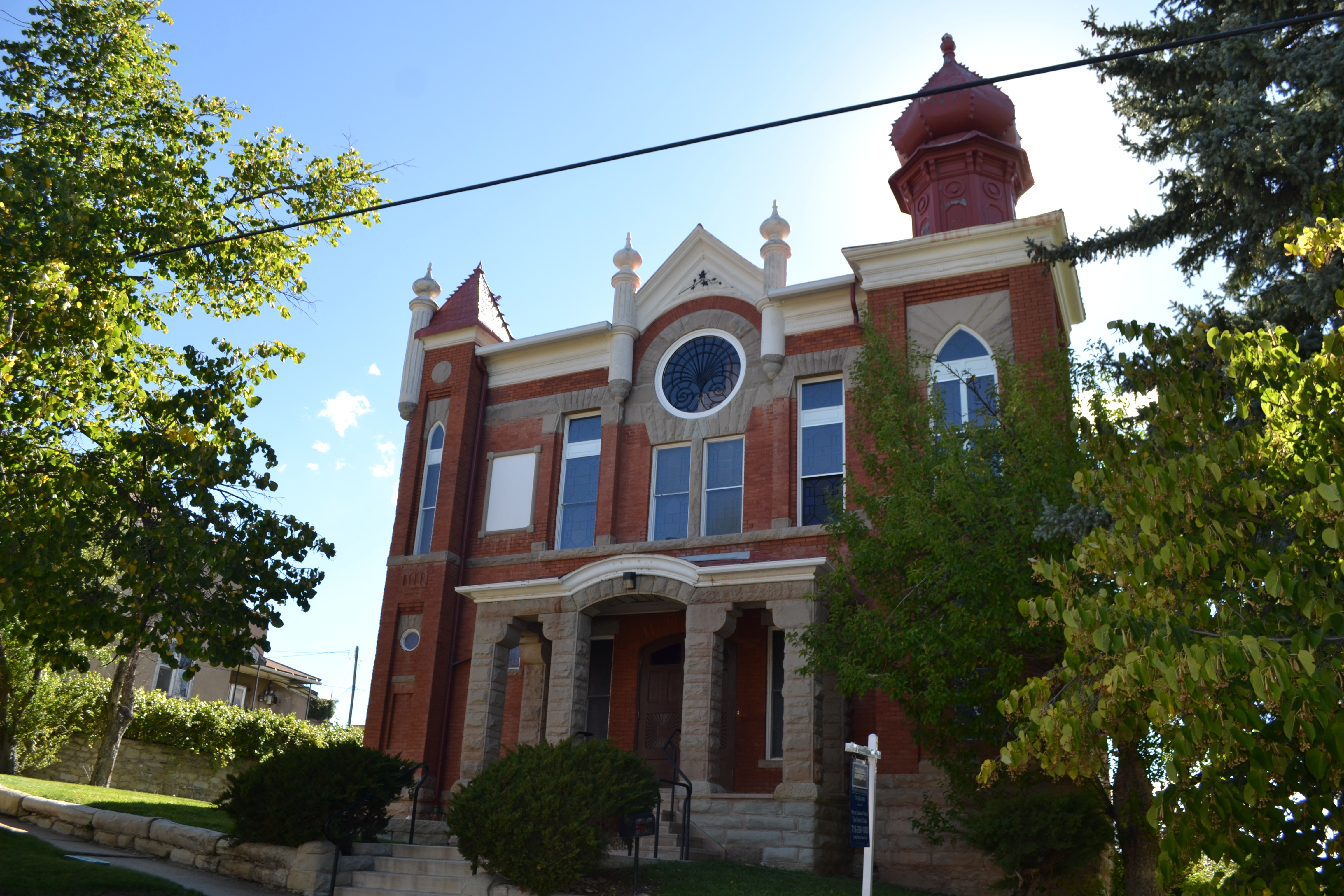 <p>Temple Aaron in Trinidad is the state's oldest continuously operating synagogue. It closedSept. 24 after 127 years.</p>