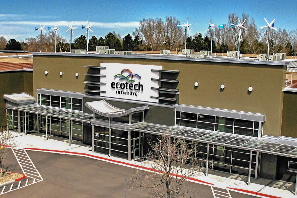 <p>The EcotechInstitute at 1400 S Abilene, Aurora, Colo.</p>