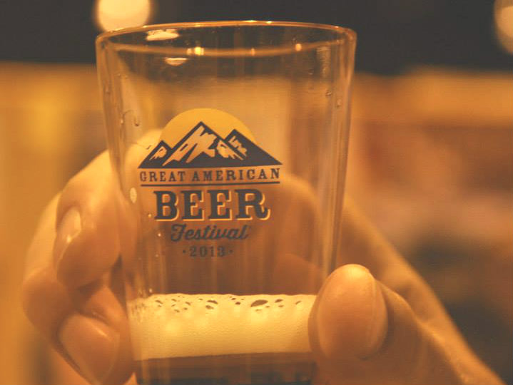 <p>Great American Beer Festivalgoers get one ounce pours from craft breweries around the country.</p>