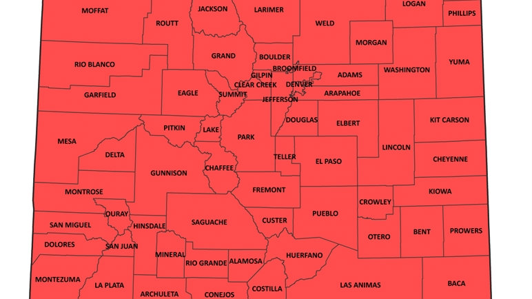 <p>Homes with elevated levels of radon have been found in allparts of the state.</p>