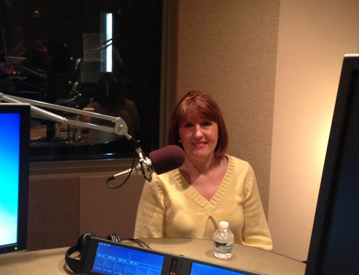 <p>Denver Post society editor Joanne Davidson</p>
