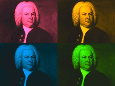 <p>J.S. Bach's birthday is March 21.</p>