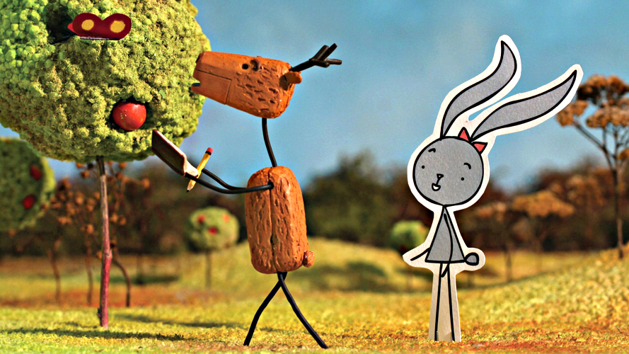 """<p>Peter Caz's 16-minute film """"Rabbit and Deer,"""" a story about two friends whose relationship faces a challenge, will be featured at this year's Aspen Shortsfest.</p>"""
