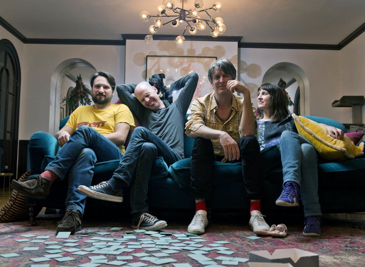 <p>Stephen Malkmus & The Jicks</p>