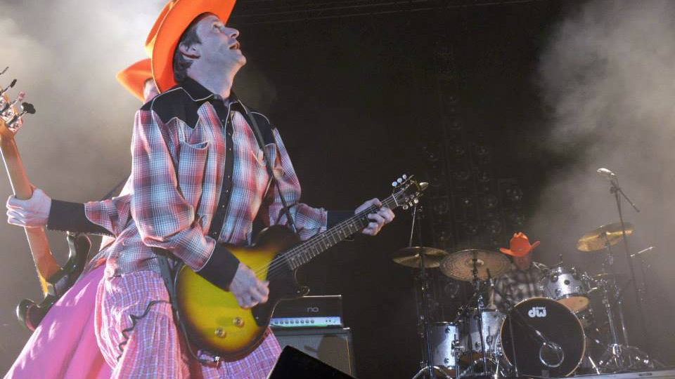 <p>The Replacements headlined Riot Fest Denver in 2013.</p>
